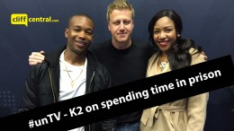#unTV – K2 discusses spending time in prison