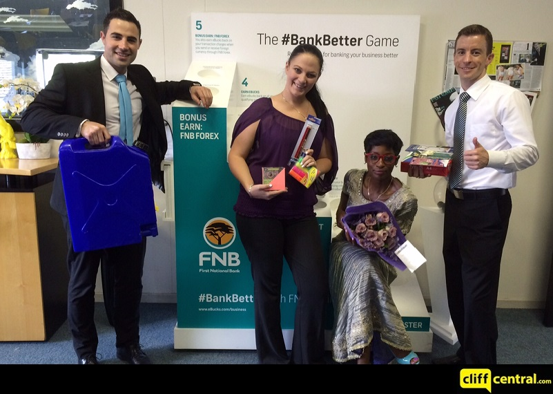 Bankbetter With Fnb Business Cliffcentral