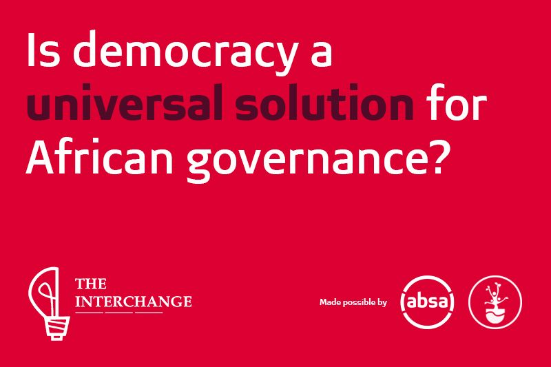Is democracy a universal solution for African governance?